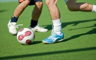 サッカーで起こりやすいスポーツ障害